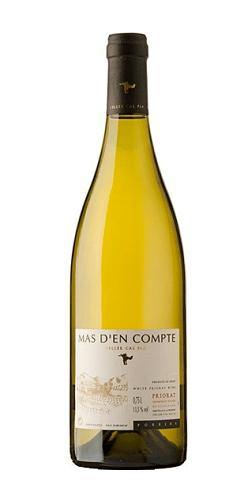 whie wine Mas d'en Compte