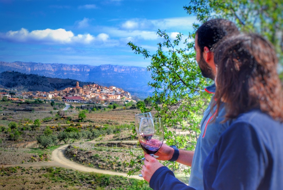 winery tours in priorat