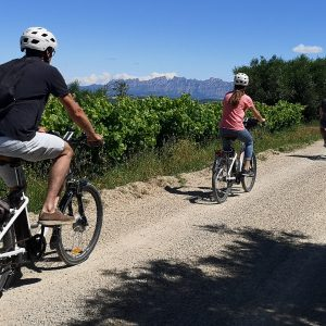 excursion ebike penedes