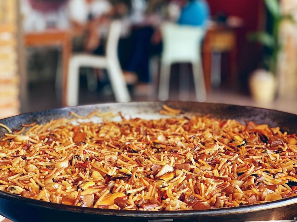 cuina catalana al priorat